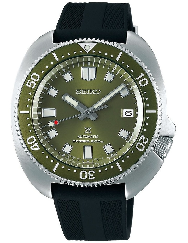 Prospex SPB153J Divers Historical Recreation Olive Dial Watch image 1