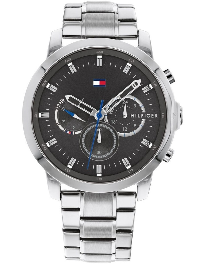Tommy Hilfiger Stainless Steel Men's Multi-function Watch - 1791794 image 1
