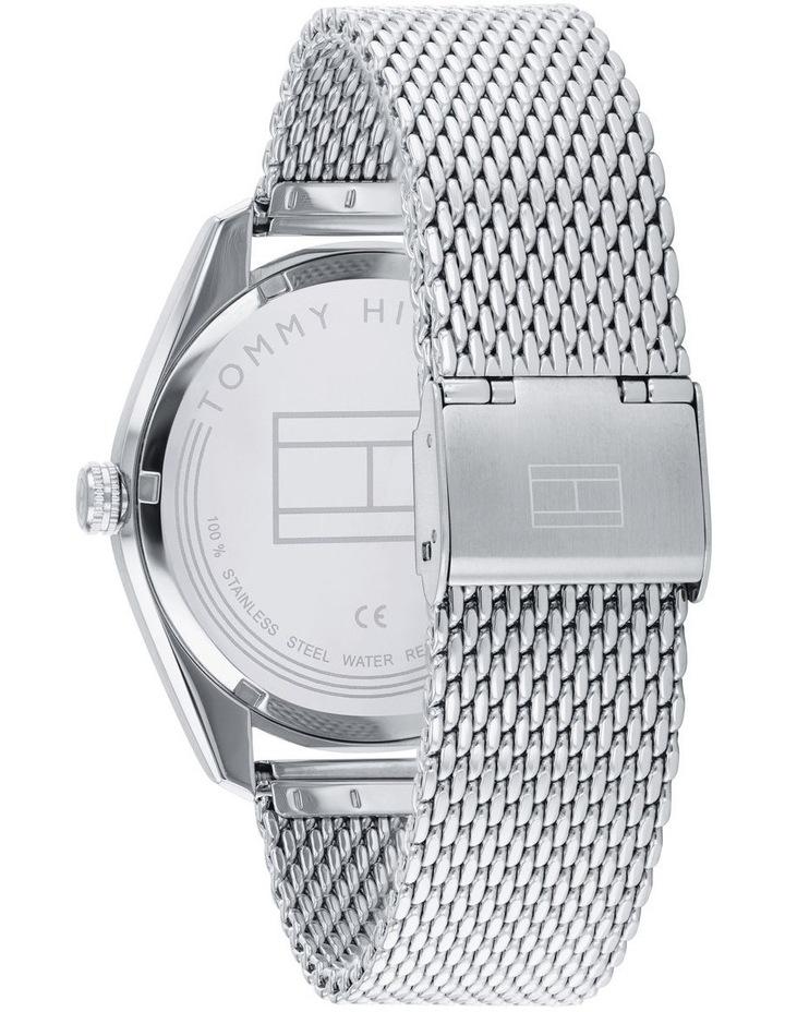 Tommy Hilfiger Silver Mesh Men's Watch - 1710425 image 3