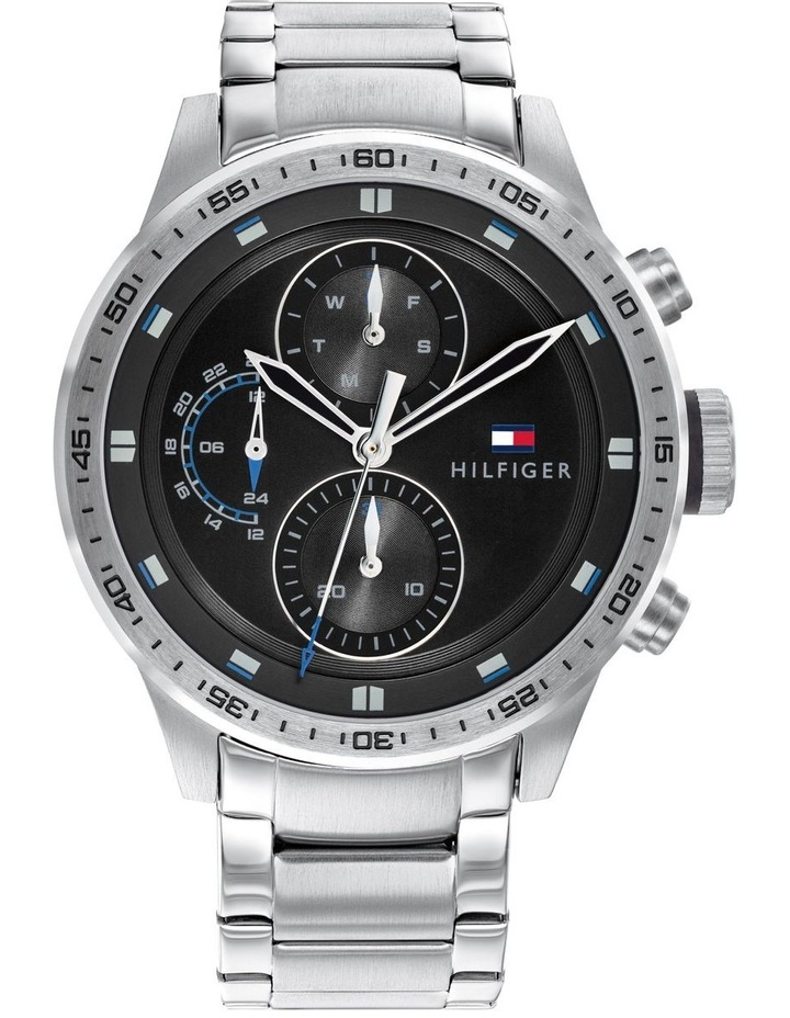 Tommy Hilfiger Stainless Steel Men's Multi-function Watch - 1791805 image 1