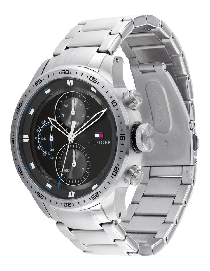 Tommy Hilfiger Stainless Steel Men's Multi-function Watch - 1791805 image 2