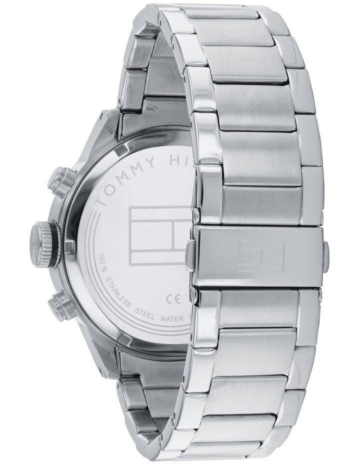 Tommy Hilfiger Stainless Steel Men's Multi-function Watch - 1791805 image 3