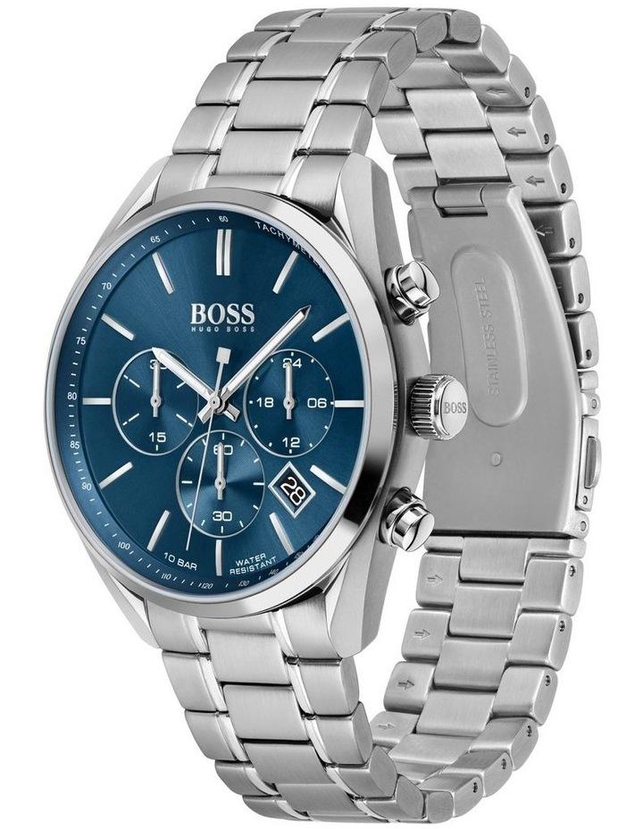 Hugo Boss Champion Stainless Steel Men's Chrono Watch - 1513818 image 2