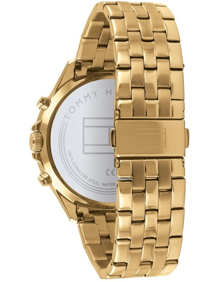 Multi-Function IP Gold Men's Watch image 3
