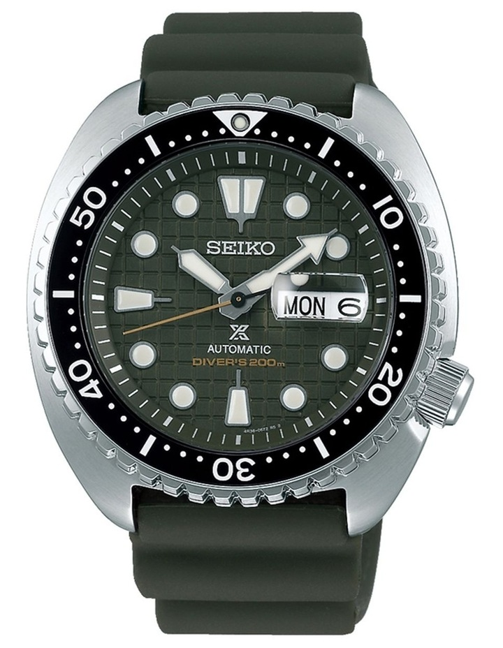 Prospex Automatic Olive Dial Watch image 1