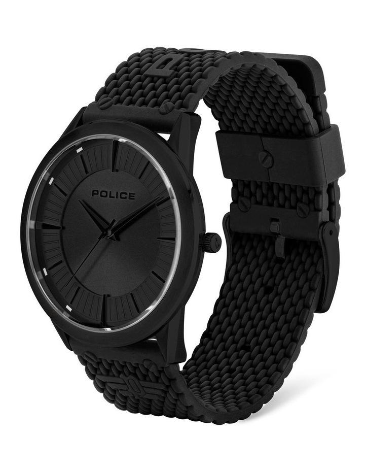 Police Patriot Black Case Black Dial Watch image 2