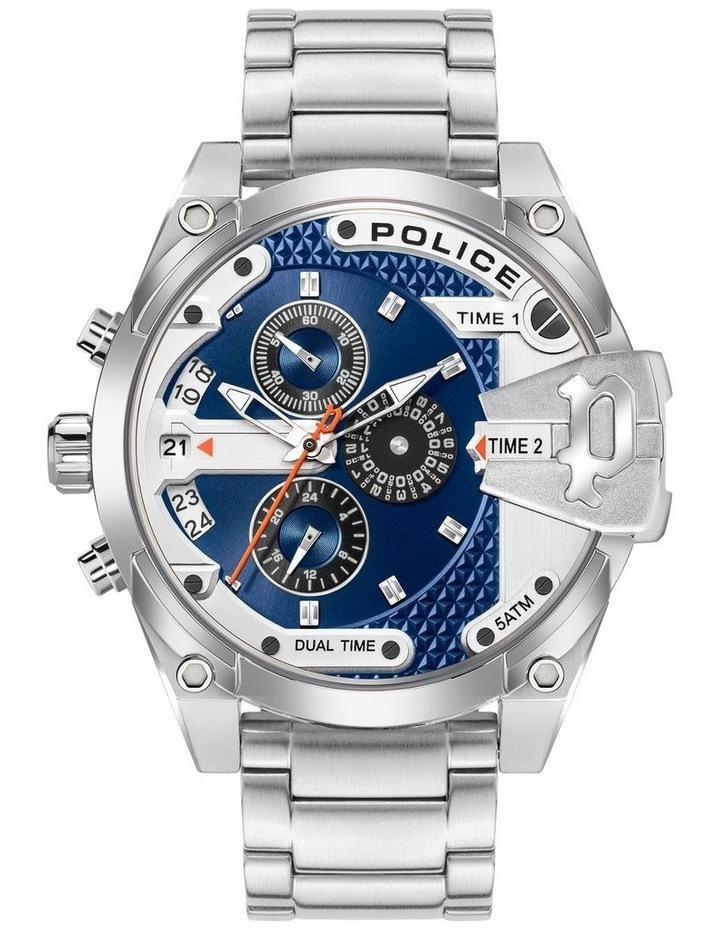 Police Danu Silver Metal Bracelet Watch image 1