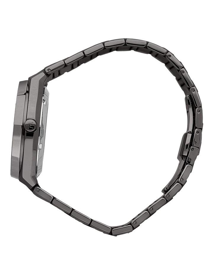 Stile Gun Metal Gunmetal Stainless Steel Sport Watch image 4