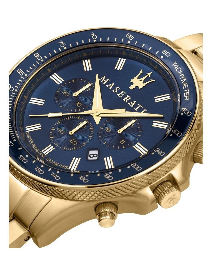 Sfida Chrono Gold Bracelet Watch image 7