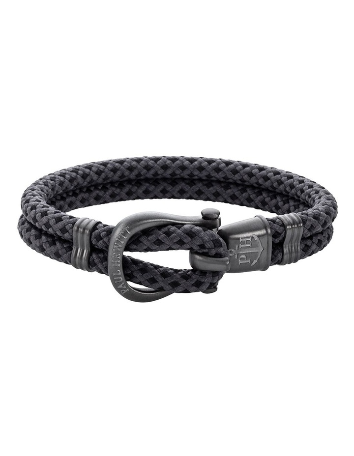 Phinity Black Nylon XL Bracelet image 1