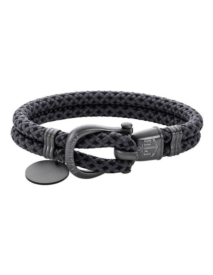 Phinity Black Nylon XL Bracelet image 2