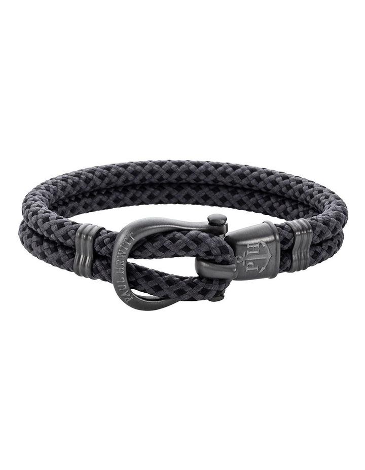Phinity Black Nylon XXL Bracelet image 1