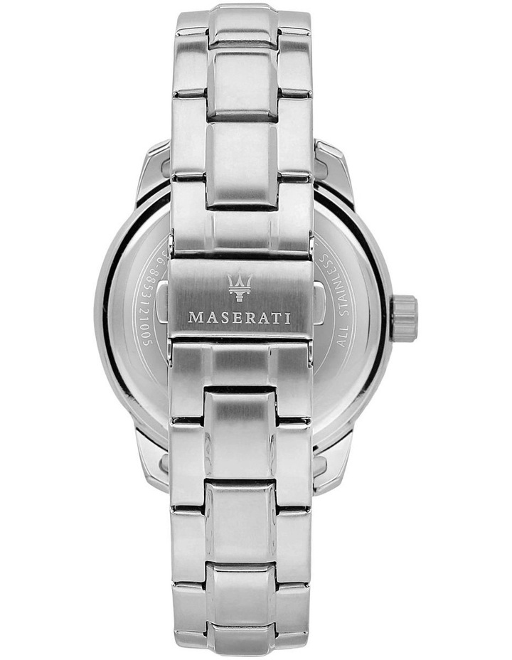 Successo Silver Stainless Steel Sport Watch image 3