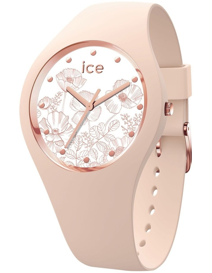 Ice Flower Spring Small Nude Silicone Quartz Watch image 1