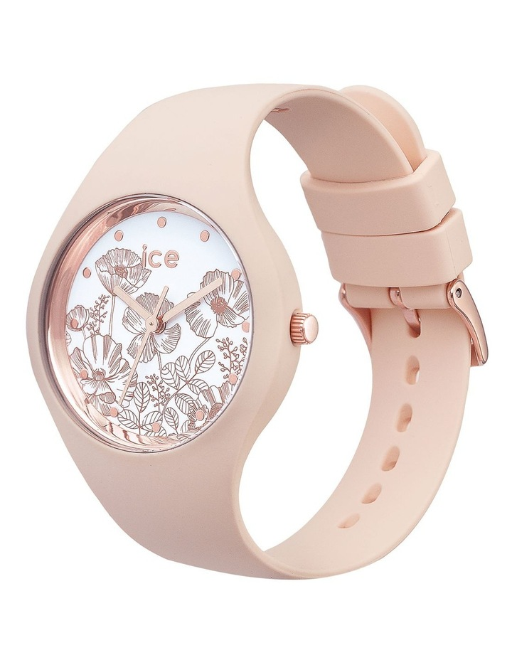 Ice Flower Spring Small Nude Silicone Quartz Watch image 3