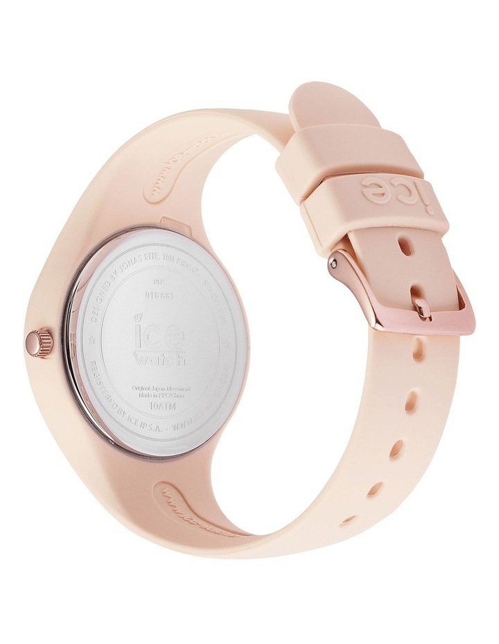 Ice Flower Spring Small Nude Silicone Quartz Watch image 5