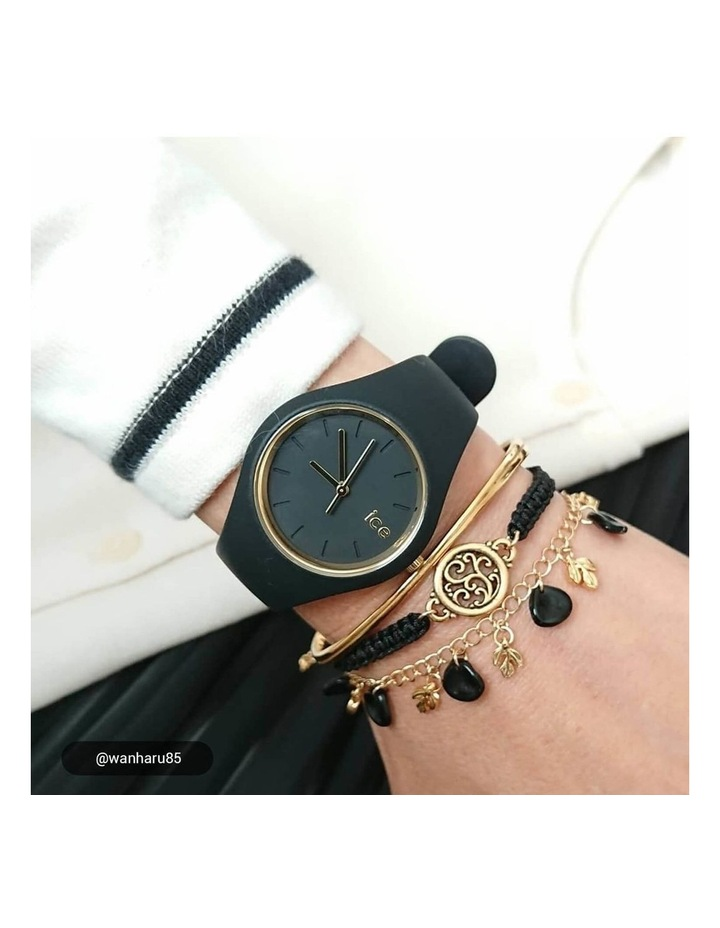 Ice Glam Black Small Watch image 2