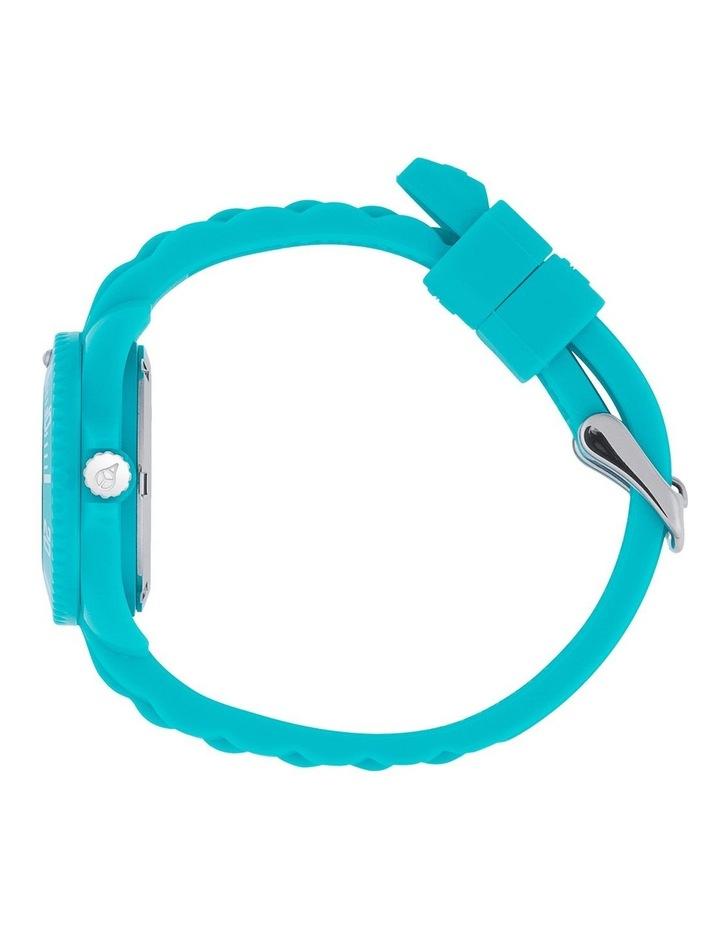 Ice Mini Kids Turquoise Extra Small Blue Silicone Quartz Watch image 3