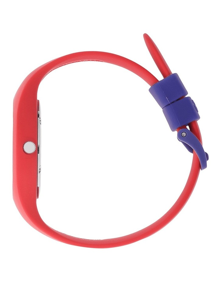 Ice Ola Kids Circus Small Red Silicone Quartz Watch image 4
