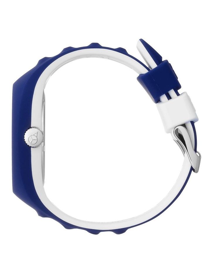 Ice P. Leclercq Medium Blue Silicone Chronograph Watch image 3