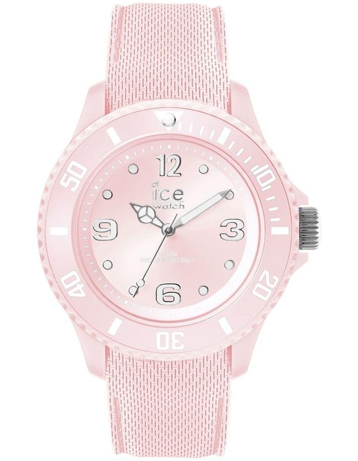 Ice Sixty Nine Pastel Small Pink Silicone Quartz Watch image 1