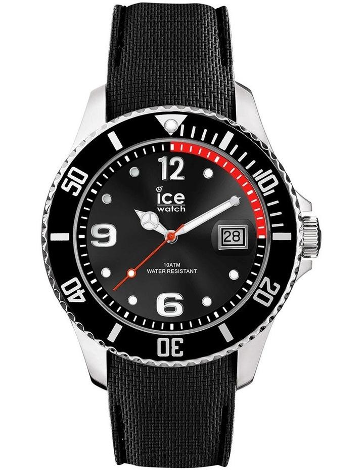 Ice Steel Black Medium Watch image 1