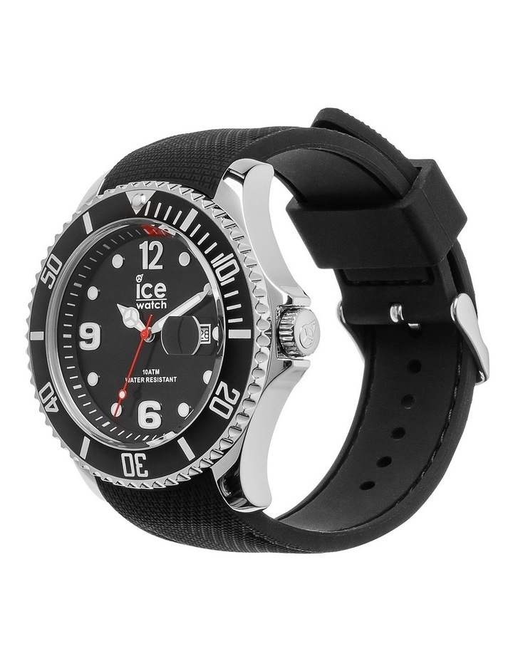 Ice Steel Black Medium Watch image 3