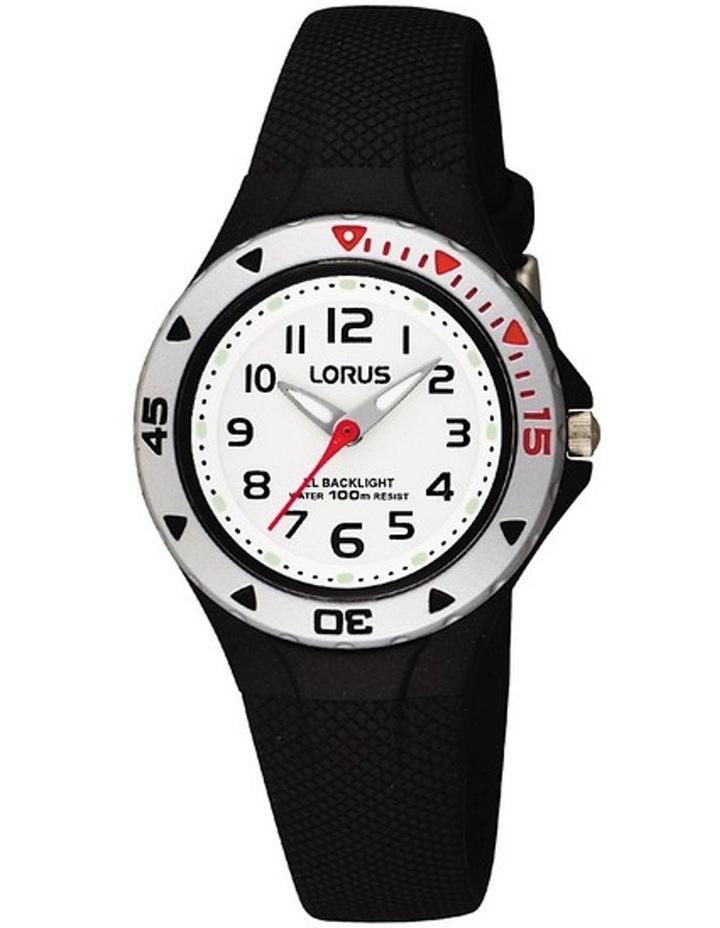 Rrx41Cx-9 Black Sports Watch image 1