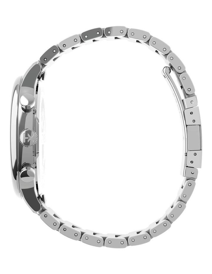 Chicago Chrono Silver Tone Watch image 2