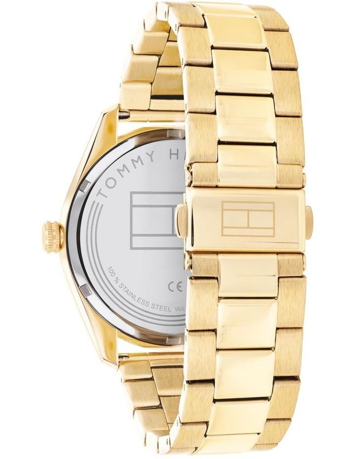 Gold Steel Men's Watch image 3