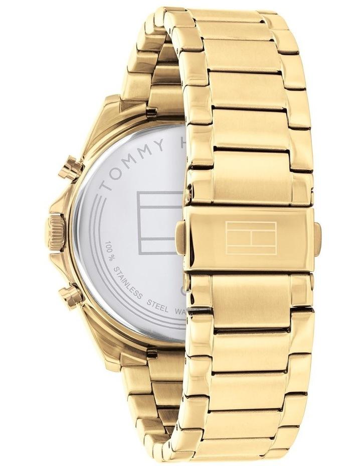 Gold Steel Men's Multi Function Watch image 3