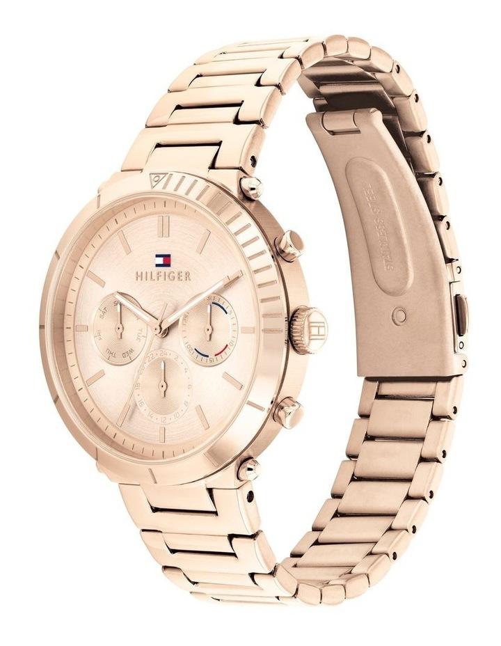 Carnation Gold Steel Women's Multi-Function Watch image 2