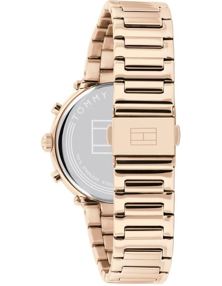 Carnation Gold Steel Women's Multi-Function Watch image 3