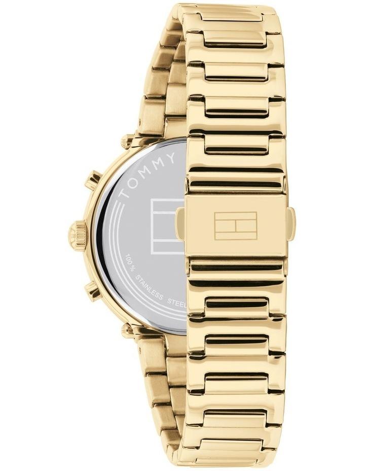 Gold Steel Women's Multi Function Watch image 3