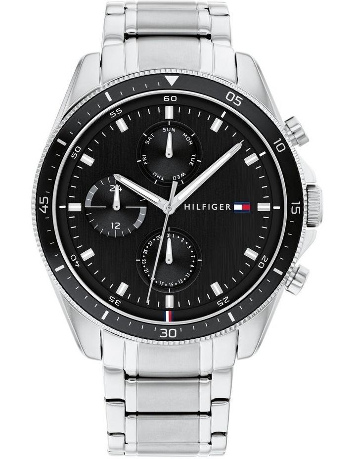 Silver Steel Men's Multi Function Watch image 1