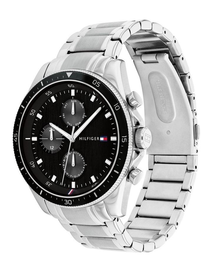 Silver Steel Men's Multi Function Watch image 2