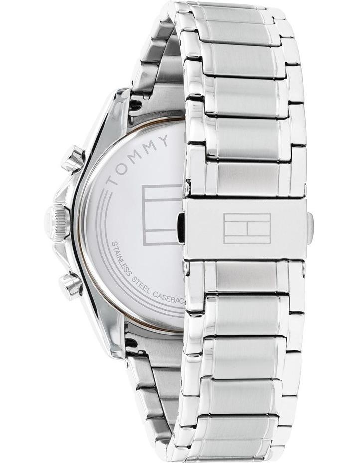 Silver Steel Men's Multi Function Watch image 3