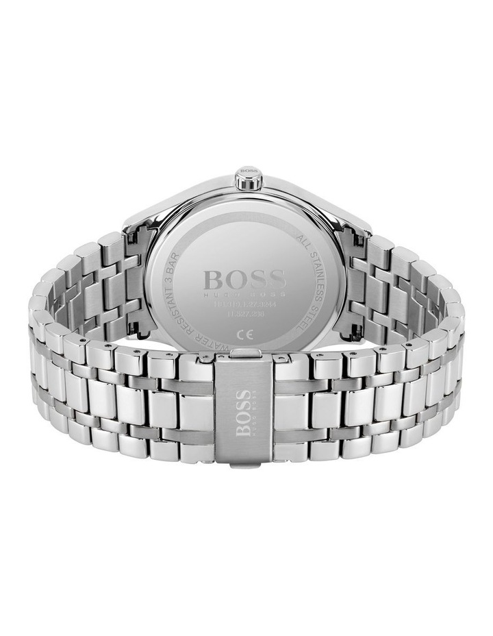 Commissioner Stainless Steel Men's Watch image 3