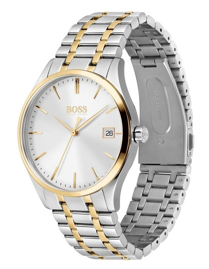 Commissioner Two-Tone Stainless Steel Men's Watch image 2