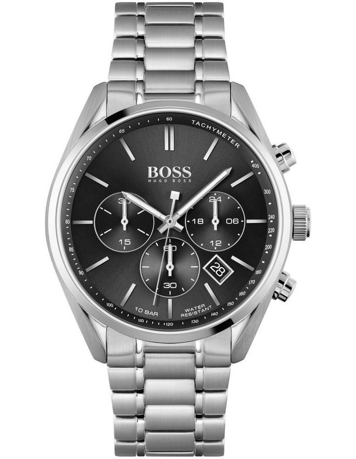 Champion Stainless Steel Men's Chrono Watch image 1