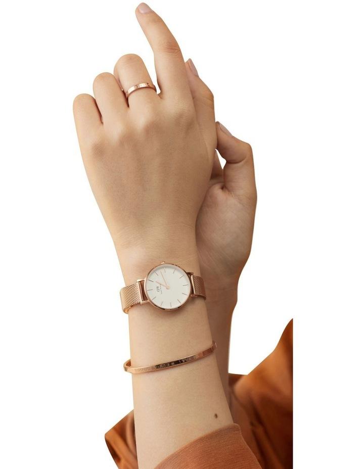 Gift Set - Melrose 32mm Watch   Rose Gold Small Bracelet image 2
