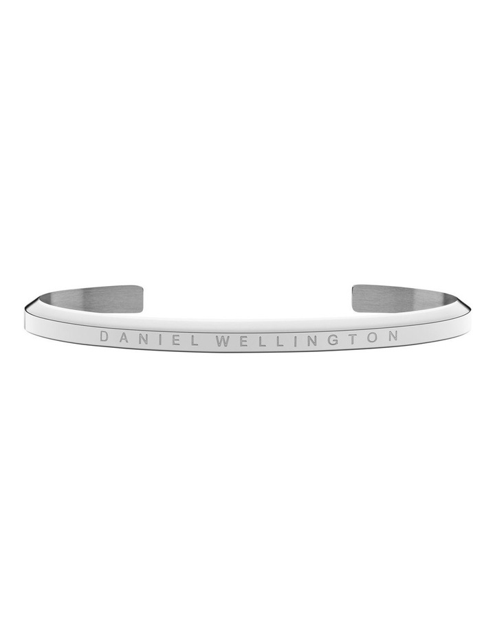 Gift Set - Sterling 28mm Watch   Silver Small Bracelet image 5