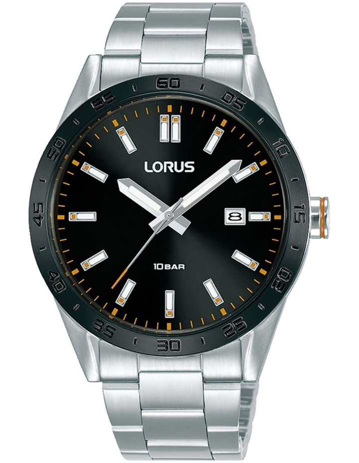 Gents Sports Black Dial Watch image 1