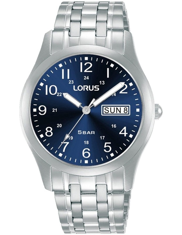 Gents Silver Watch image 1