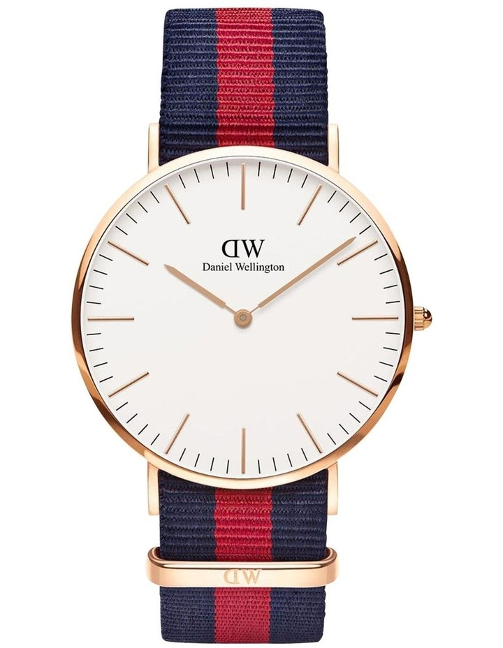 Classic Oxford 40mm Rose Gold Watch image 1