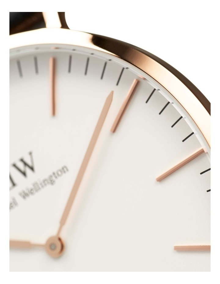 Classic Oxford 40mm Rose Gold Watch image 3