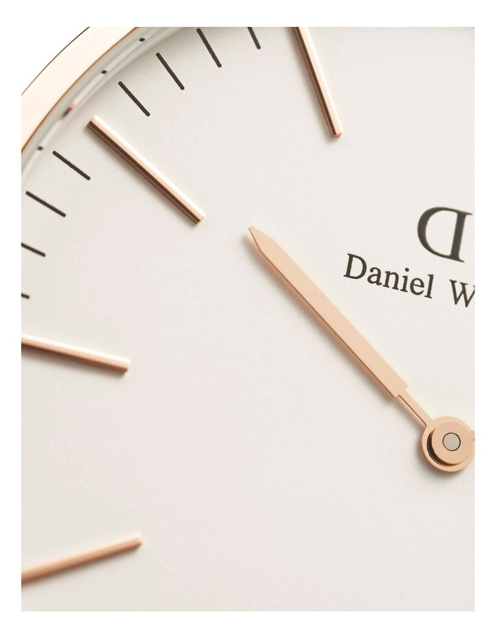 Classic Oxford 40mm Rose Gold Watch image 4