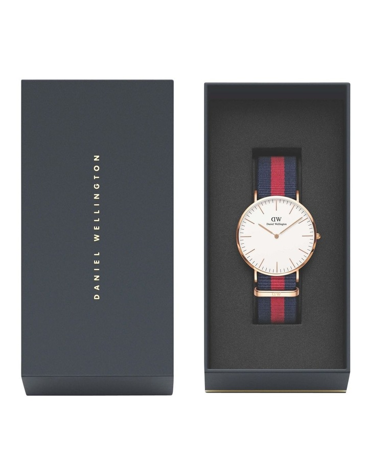 Classic Oxford 40mm Rose Gold Watch image 6
