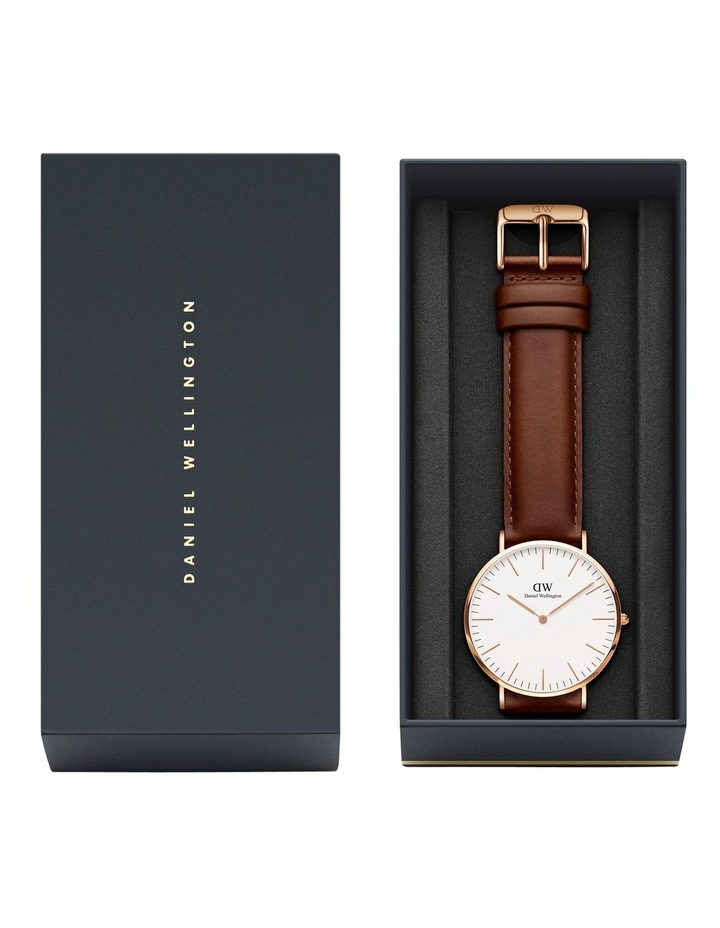 Classic St Mawes 40mm Rose Gold Watch image 5