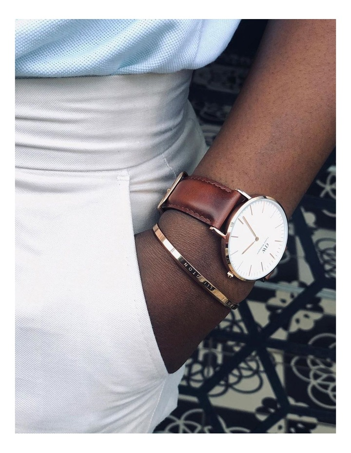 Classic St Mawes 40mm Rose Gold Watch image 6
